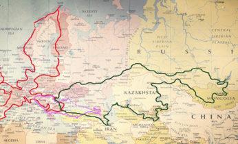 O călătorie din România până în Mongolia, la bordul unei motociclete cu ataș