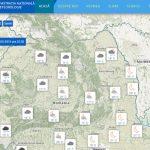 Aplicație meteo de la Departamentului pentru Situații de Urgență
